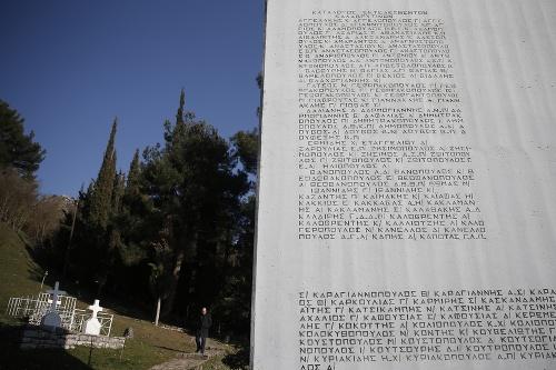 Najhorší masaker v Grécku