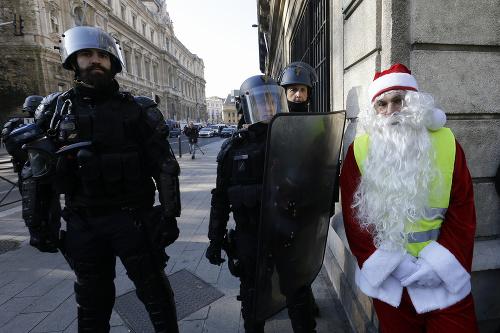Francúzsko stále obrátené naruby:
