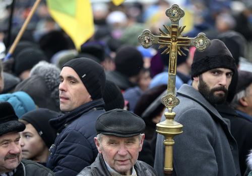 Na Ukrajine vznikla nezávislá