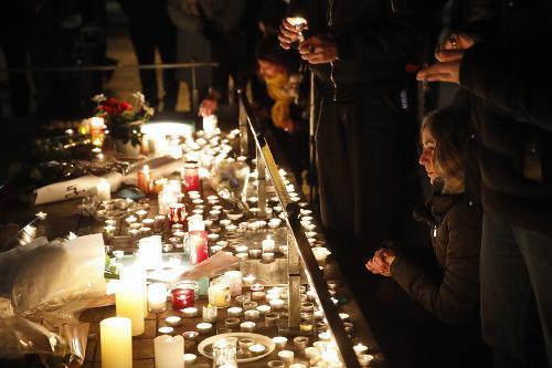 Útok v Štrasburgu.