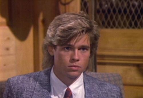 Takto začínal Brad Pitt: