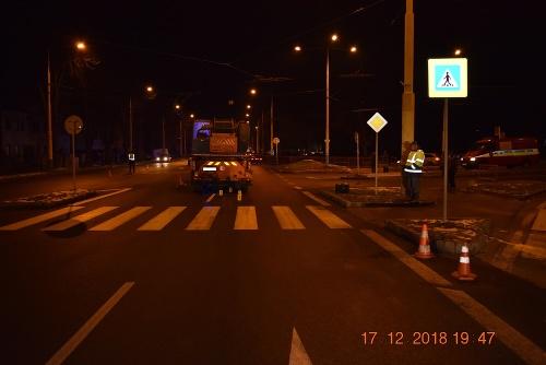Smrteľná nehoda v Prešove