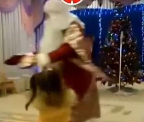 Strašné VIDEO z vianočnej