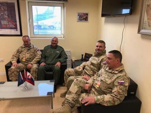 Premiér Pellegrini v Afganistane: