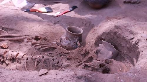 Objavené pozostatky vozu s