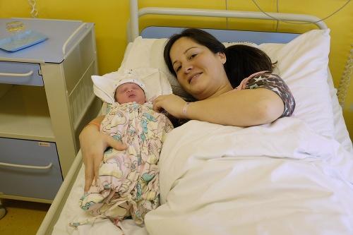 Prvé dieťatko v roku
