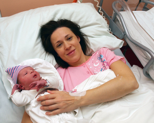 Prvé novoročné bábätká: FOTO