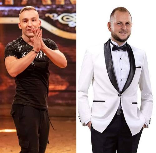 Filip Hakl a Martin