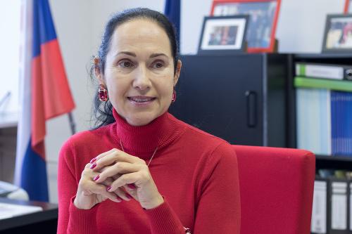 Rektorka Akadémie Policajného zboru