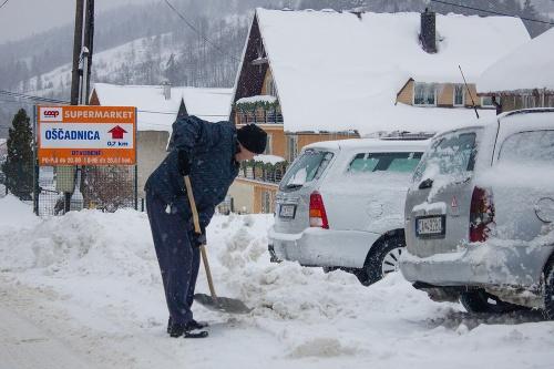 Snehové šialenstvo sa nekončí:
