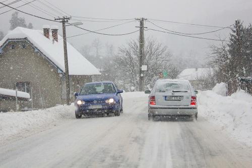 FOTO Počasie trápi Slovákov