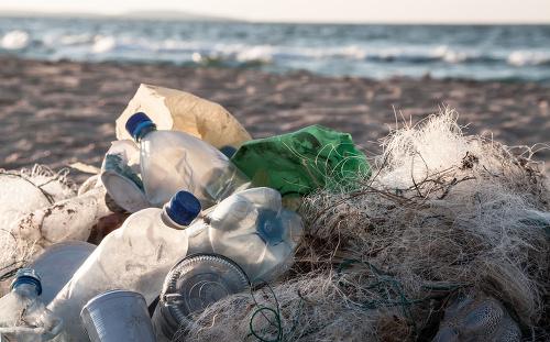 Plastové výrobky.