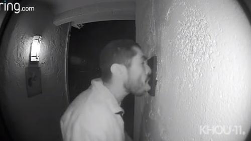 VIDEO z bezpečnostnej kamery
