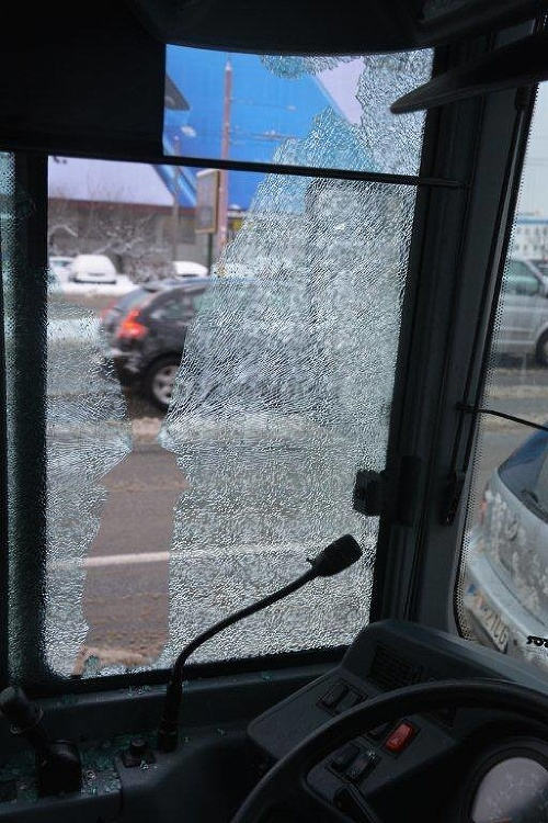 Pri incidente na šoféra