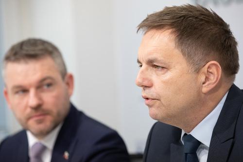 Peter Kažimír a Peter