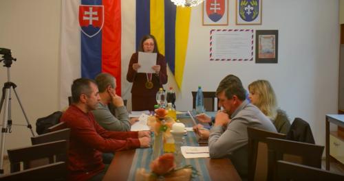Video so starostkou Fekišoviec