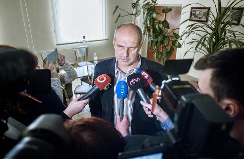Prezident PZ Milan Lučanský