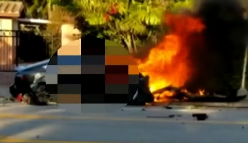 Tragická nehoda na Floride.
