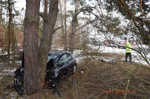 Kuriózna nehoda pri Malackách: