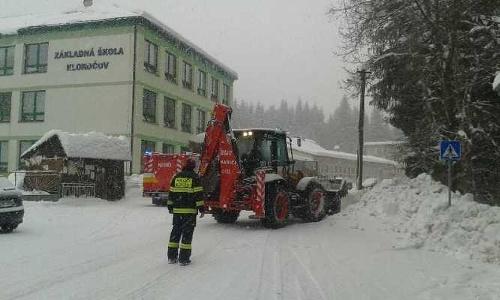 Sever Slovenska bojuje s