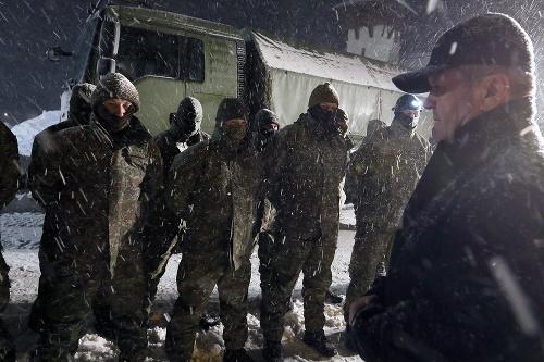 Vojaci pomáhali v obciach