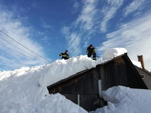 Na severe Slovenska pomáha