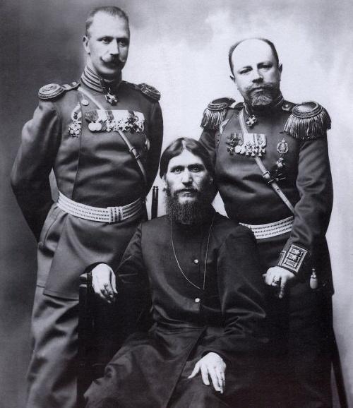 Rasputin orgie