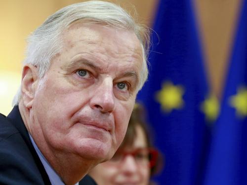 Hlavný vyjednávač EÚ pre