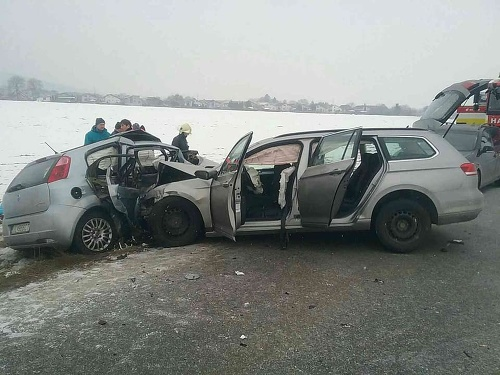 Vážnu dopravnú nehodu neprežili