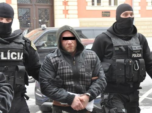 Obvinení Vladimír M. a