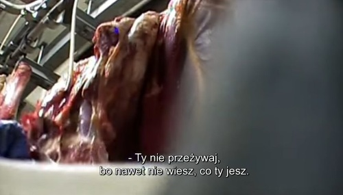 Scandal with Polish meat