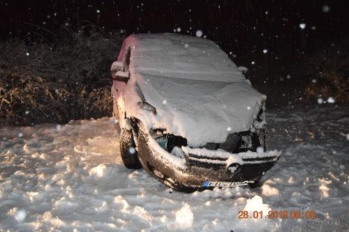 Škodové udalosti a nehody