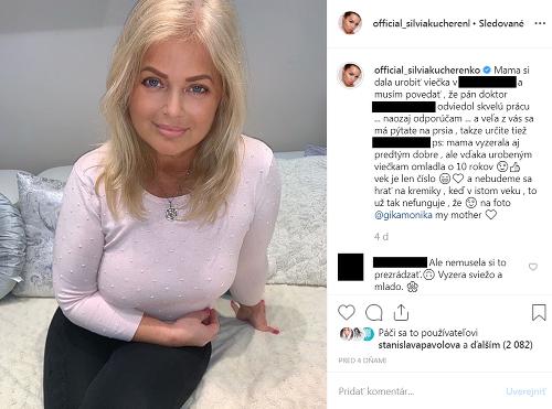 Mama Silvie Kucherenko po
