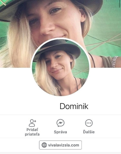 Svoju lásku si Dominik