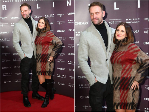 Tomáš Maštalír s manželkou
