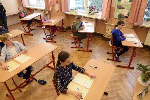 Piataci zo Základnej školy