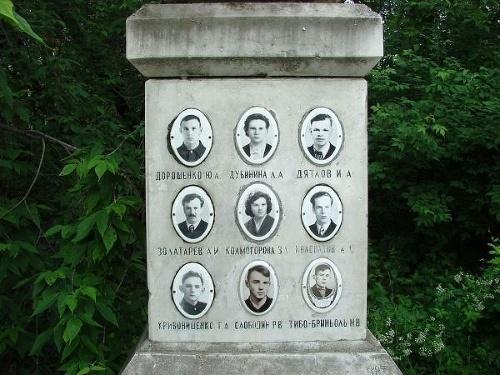 Pamätník obetí záhadnej tragédie