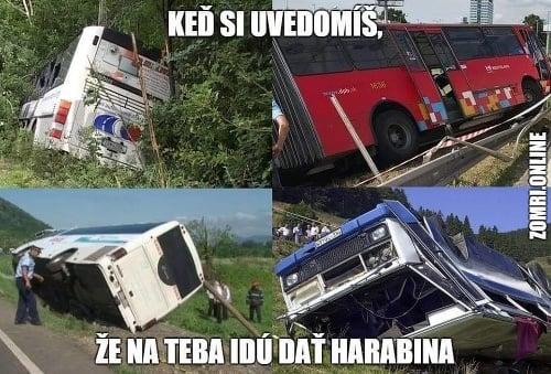 Pozor, ide Harabin! FOTO