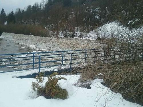 Na rieke Kysuca sa