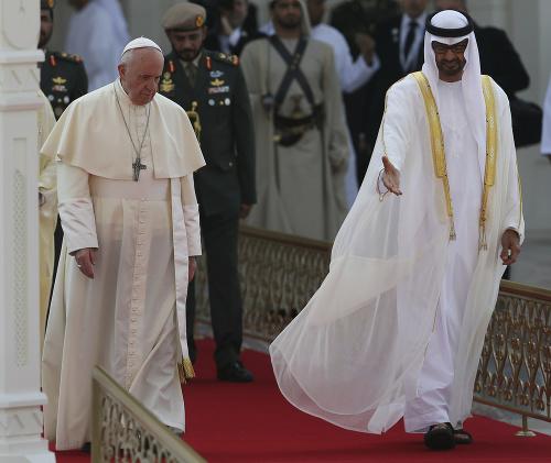 Pápež František sa stretol