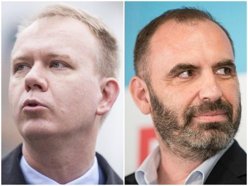 Miroslav Beblavý a Ivan