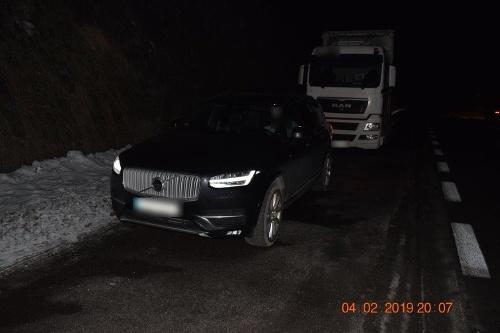Poľského vodiča obvinili z