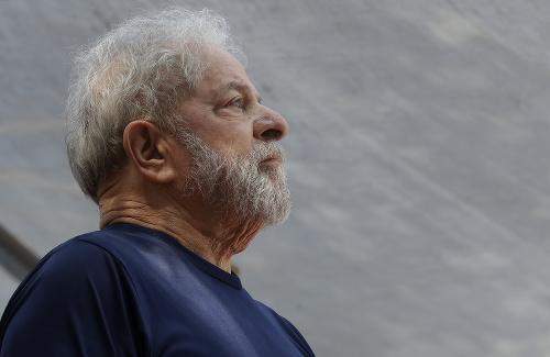 Bývalý brazílsky prezident Luiz