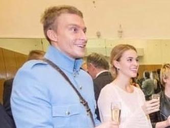 Juraj Bača a Dominika