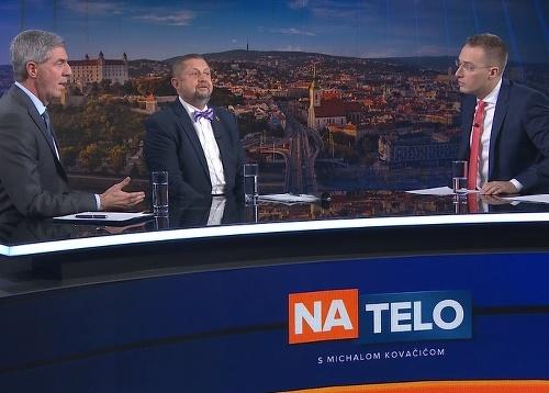 Béla Bugár a Štefan