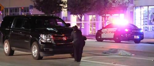 Tragická zrážka v Miami