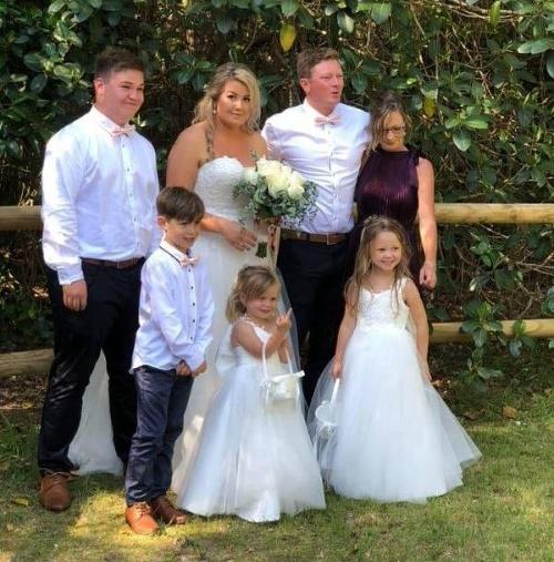 Nevesta chcela krásnu rodinnú