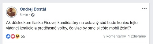 PRVÉ reakcie na Ficov