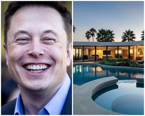 Elon Musk predáva svoje