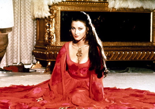 Jane Seymour ako Bondovo